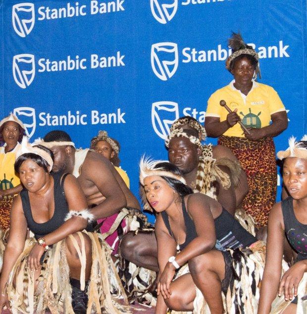 Stanbic Bank: supporting Zambian culture.